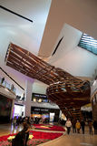 Der Kristall-Mall Stockfoto