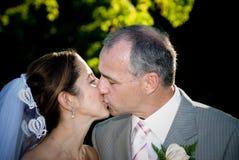 Der Kuss Stockbilder
