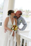 Der Kuss Lizenzfreies Stockfoto