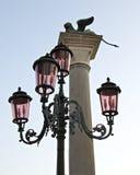 Der Löwe von Venedig Stockfotos