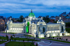 Der landwirtschaftliche Palast, Kasan Lizenzfreie Stockbilder