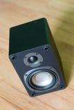 Der Lautsprecher stockfotografie