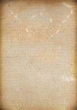 Der leere Hintergrund des alten Menüs mit Weinlese Lizenzfreie Stockfotos