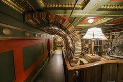 Der letzte Buchladen Stockfoto
