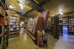 Der letzte Buchladen Stockfotos