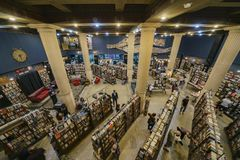 Der letzte Buchladen Lizenzfreies Stockbild
