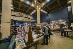 Der letzte Buchladen Stockbild