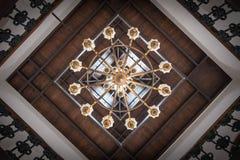 Der Leuchter Stockbilder