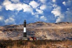 Der Leuchtturm Stockfotos