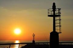 Der Leuchtturm Lizenzfreie Stockbilder