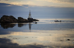 Der Leuchtturm Lizenzfreie Stockfotografie