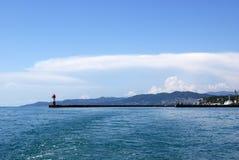 Der Leuchtturm stockfoto