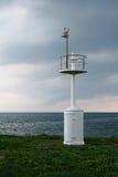 Der Leuchtturm stockbild