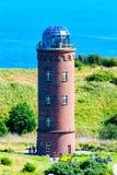 Der Leuchtturm Ruegen 2 Lizenzfreies Stockfoto
