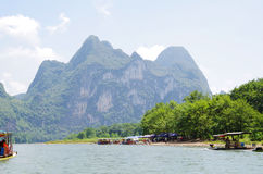 Der Li-Fluss Lizenzfreie Stockbilder