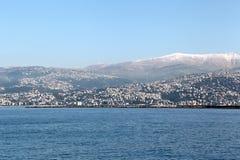 Der Libanon Stockfotos