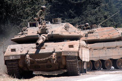 Der Libanon-Krieg 2006 lizenzfreie stockfotos