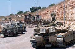 Der Libanon-Krieg 2006 lizenzfreies stockfoto
