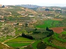 Der Libanon, am 21. Mai Stockfotografie