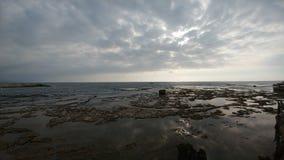 Der Libanon-Ozeanseite, Byblos Stockbilder