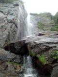 Der Liebhaber ` s Fallwasserfall in Sri Lanka Stockfotos