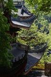 Der Lingyin-Tempel lizenzfreies stockbild