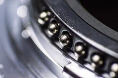 Der Linsenberg der Kamera für Karkassen des Nikon-Semiprofiniveaus Stockfotografie
