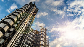 Der Lloyd von London, England Stockfotos