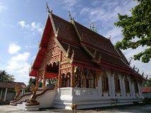 Der lokale Tempel Lizenzfreie Stockfotografie