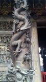 Der Longshan-Tempel Stockfoto