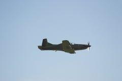 In der Luft-pilatus Lizenzfreie Stockfotografie