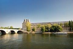 Der Luftschlitz in Paris Lizenzfreies Stockfoto