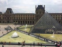 Der Luftschlitz, Paris Stockbilder