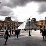 Der Luftschlitz in Paris stockfotografie