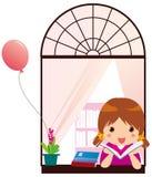 Der Mädchenmesswert Lizenzfreie Stockbilder