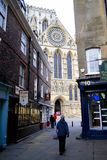 Der Münster, York Lizenzfreies Stockbild