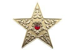 Der magische Stern Stockfotografie