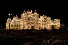 Der Maharadscha Palace Stockbilder