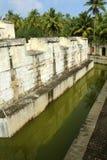 Der Manora-Fortgraben mit Zinne Lizenzfreie Stockbilder