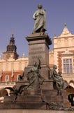 Der Markt von Krakau Polen Lizenzfreie Stockfotos