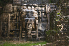 Der Masken-Tempel Stockbilder