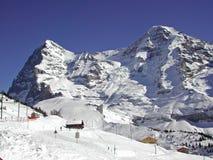 Der Matterhorn lizenzfreies stockbild