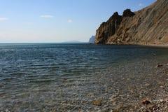 Der Meerblick. Spant 7636 Lizenzfreie Stockbilder