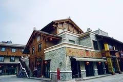 Der meiste ethnische Artwohnsitz Chiang stockfoto