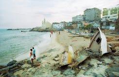 Der meiste südliche Punkt von Indien Lizenzfreie Stockbilder
