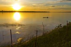 Der Mekong-beautifu Lizenzfreie Stockbilder