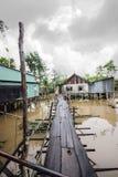 Der Mekong-Delta Lizenzfreie Stockfotos