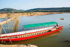 Der Mekong-Landschaft Stockbilder