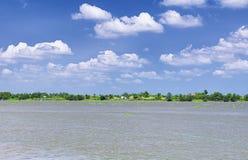 Der Mekong Vietnam Südostasien Lizenzfreie Stockbilder
