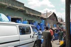 Der Mercato-Markt von Addis Ababa Lizenzfreie Stockfotografie
